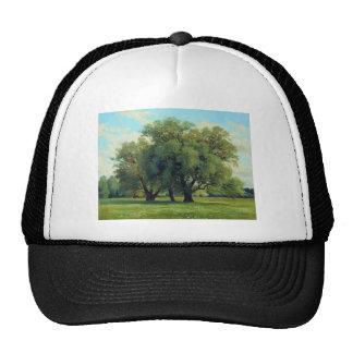 Oaks by Fyodor Vasilyev Trucker Hat