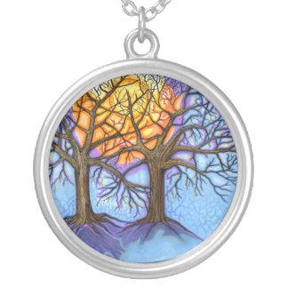 Oaks In Hibernation Necklace