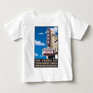 Oaks Theater on Solano Avenue in Berkeley, CA Baby T-Shirt