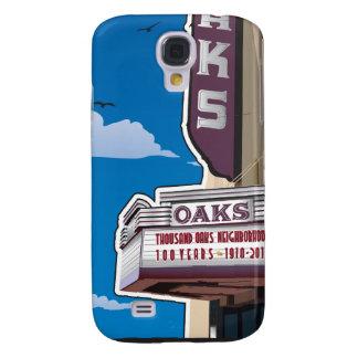 Oaks Theater on Solano Avenue in Berkeley, CA Samsung Galaxy S4 Cover