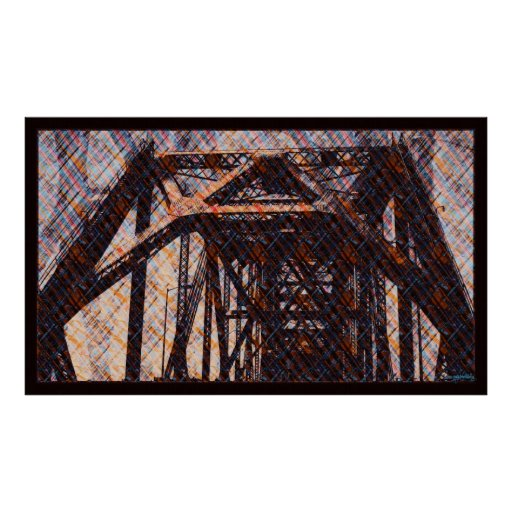 OakTown Bay - Bridger to San Francisco Posters