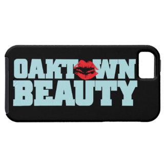 Oaktown Beauty iPhone 5 Cases