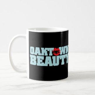 Oaktown Beauty Lite Blue Coffee Mug