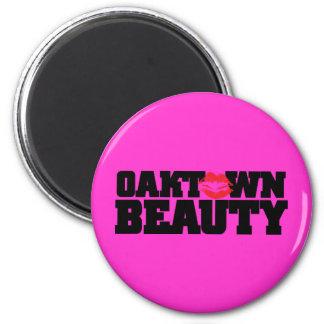 Oaktown Beauty Magnets