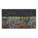 """Oaktree"" Business Card Templates"