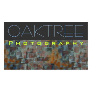 """""""Oaktree"""" Double-Sided Standard Business Cards (Pack Of 100)"""