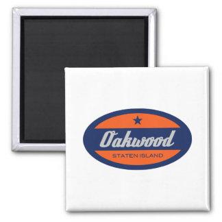 Oakwood Magnet