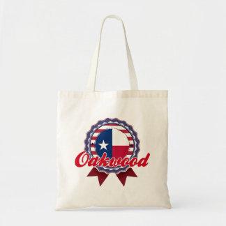 Oakwood, TX Tote Bag