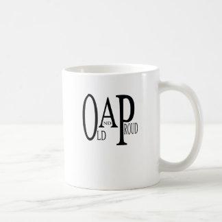 OAP Old and Proud Koffie Mokken