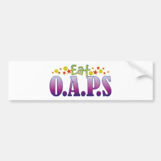 OAPs come Pegatina Para Auto