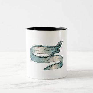 Oarfish Two-Tone Coffee Mug