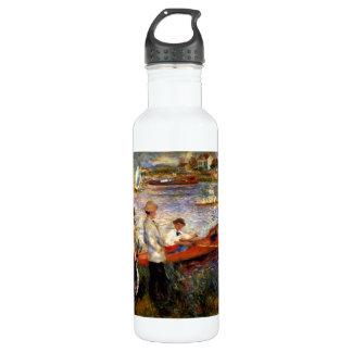 Oarsman of Chatou by Pierre Renoir 24oz Water Bottle