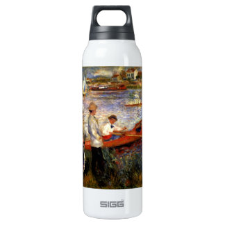 Oarsman of Chatou by Pierre Renoir 16 Oz Insulated SIGG Thermos Water Bottle