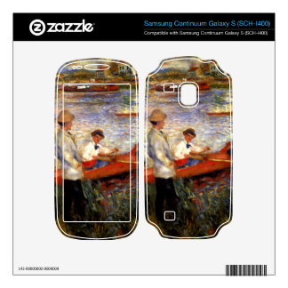 Oarsman of Chatou by Pierre Renoir Samsung Continuum Skins