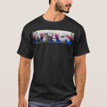 OAS Cats T-Shirt