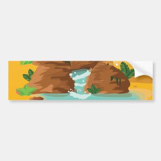 Oasis Bumper Sticker