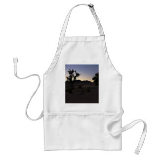 Oasis In A Desert Adult Apron