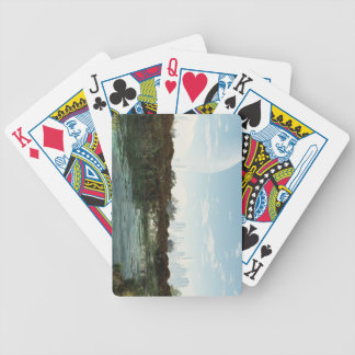 Oasis in the City Bicycle Playing Cards