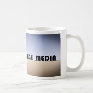 Oasis Lounge Media coffee mug