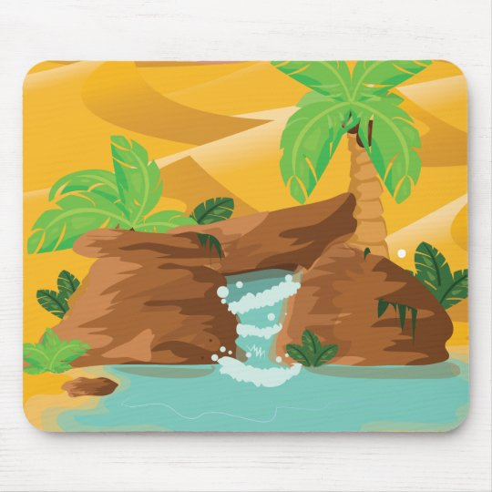 Oasis Mouse Pad