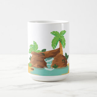 Oasis Classic White Coffee Mug