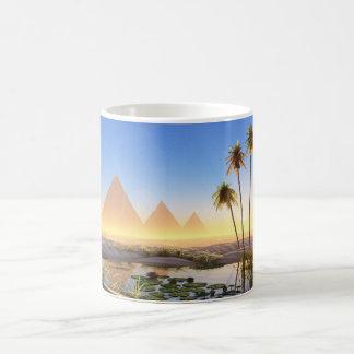 oasis 11 oz magic heat Color-Changing coffee mug