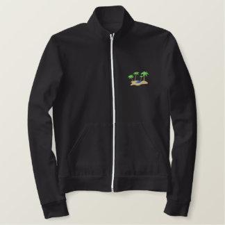 Oasis Scene Embroidered Jacket