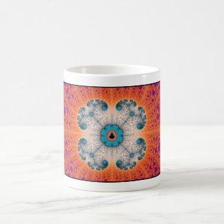 'Oasis Seed (hot)' mug