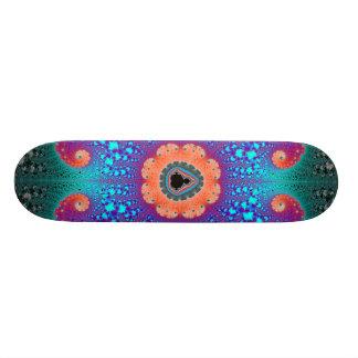 'Oasis Seed' skateboard deck
