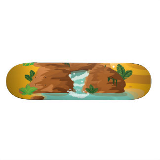Oasis Custom Skateboard