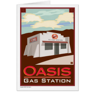 Oasis-Tarjeta
