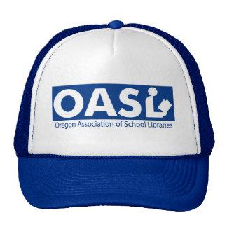OASL Logo Cap Trucker Hat