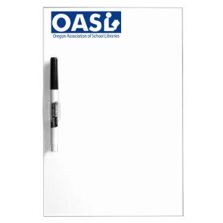 OASL Logo Dry Erase Board