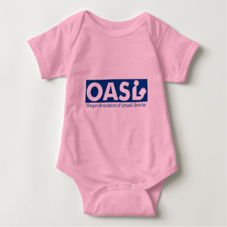 OASL Logo Infant Creeper