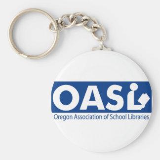 OASL Logo Keychain