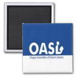 OASL Logo Magnet
