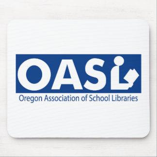 OASL Logo Mousepad