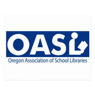 OASL Logo Postcard