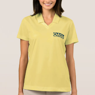 OASL Logo Women's Nike Dri-FIT Pique Polo Shirt