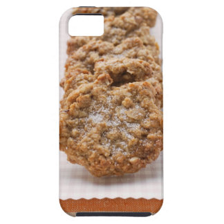 Oat biscuits on plate iPhone SE/5/5s case