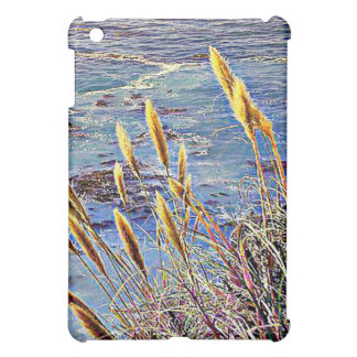 Oat Grass & Waves Cover For The iPad Mini