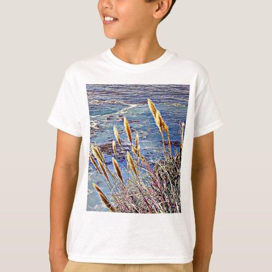 Oat Grass & Waves T-Shirt
