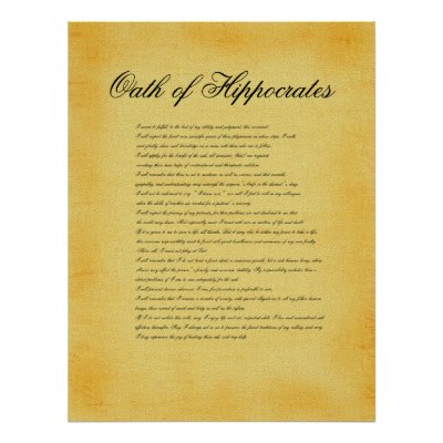 an analysis of hippocrates The hippocratic oath today the hippocratic oath has been applied to doctors since the time of the ancient greeks medical students within this generation still swear upon hippocratic's oath once commencing and concluding their medical studies.