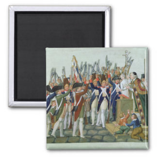Oath of the Districts, February 1790 Magnet