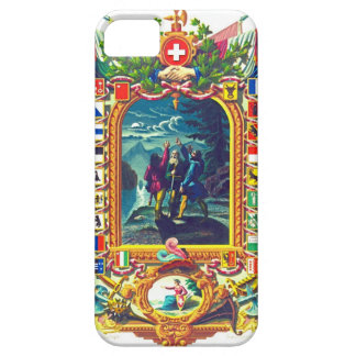 Oath of the Grutli 1307 Cover For iPhone 5/5S
