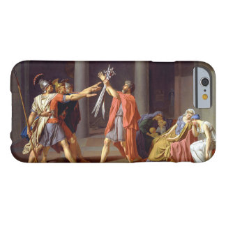 Oath of the Horatii by David Barely There iPhone 6 Case