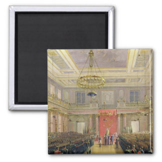 Oath of the Successor to the Throne Alexander II Magnet
