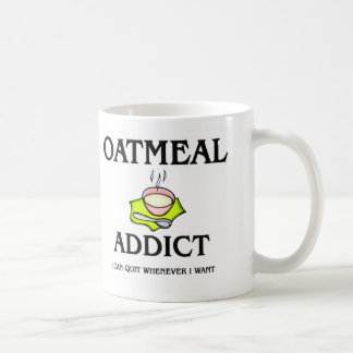 Oatmeal Addict Coffee Mug