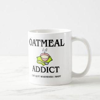 Oatmeal Addict Mugs