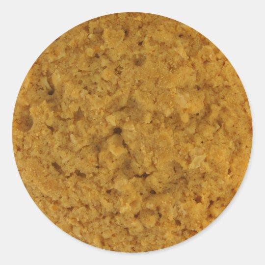 Oatmeal Cookie Sticker